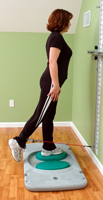 Rehab Station Hip Extension