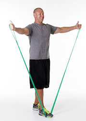 CLX Shoulder Scaption / Elevation--Bilatera