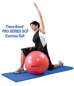 Thera-Band Pro Series Exercise Ball